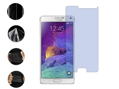 Хидрогел Anti-Blue за Samsung Galaxy Note 4 (front full)