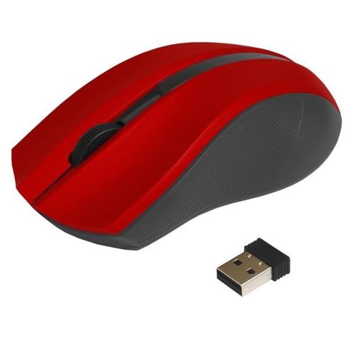 Безжична мишка Art USB AM-97, Червен
