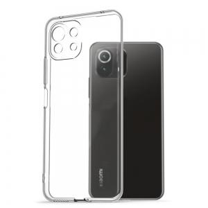 Силиконов калъф 2mm Perfect Xiaomi Mi 11 Lite 4G/5G, Прозрачен