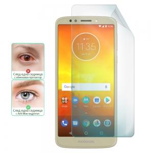 Хидрогел протектор BULL Anti Blue за Motorola Moto E5