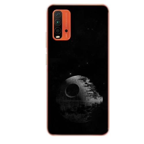 Силиконов калъф ArtDesign за Xiaomi Redmi 9T, Звезда на смъртта