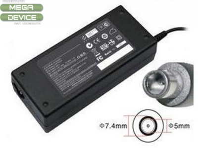 ЗАРЯДНО ЗА HP COMPAQ 19V 4.7A 7.4mm-5.0mm