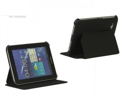 ТЕФТЕР ПОСТАВКА ЗА Galaxy Tab2 7.0 P3100 P3110 - Black