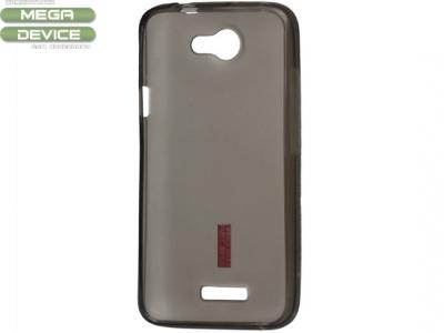 СИЛИКОНОВ ПРОТЕКТОР ЗА HTC ONE X S720e - BLACK
