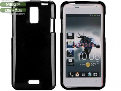 СИЛИКОНОВ ПРОТЕКТОР ЗА HTC J/Z321e - BLACK