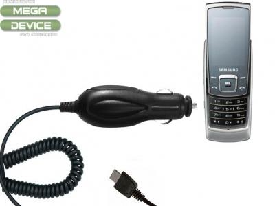 Зарядно за автомобил за SAMSUNG Е840