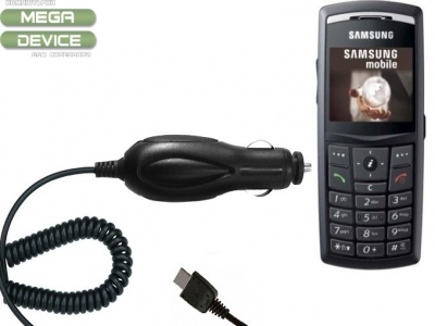 Зарядно за автомобил за SAMSUNG X820