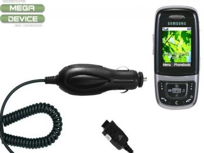 Зарядно за автомобил за SAMSUNG Е630