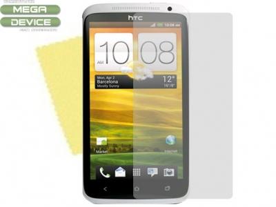 СКРИЙН ПРОТЕКТОР ЗА HTC S720E ONE X - МАТИРАН