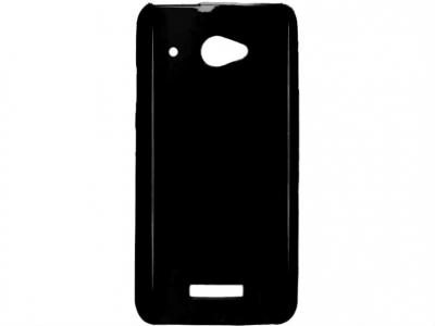 СИЛИКОНОВ ПРОТЕКТОР ЗА HTC X920D BUTTERFLY - BLACK