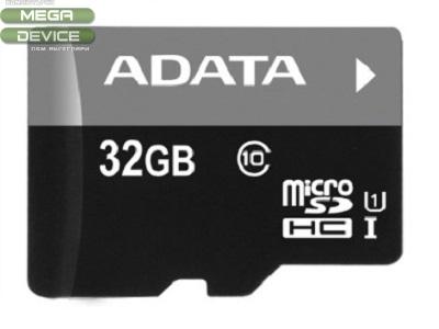 MICRO SDHC 32GB ADATA UHS-I CLASS10