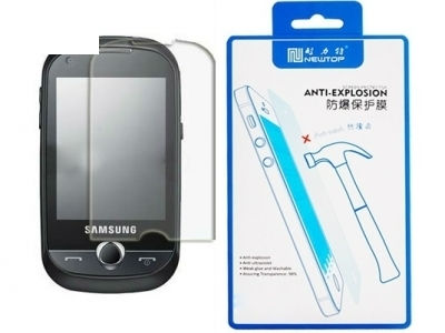 Shock resistant screen protector for SAMSUNG B5310 CORBYPRO