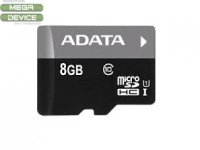 microSD 8GB ADATA UHC-I CLASS 10