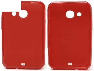 СИЛИКОНОВ ПРОТЕКТОР ЗА HTC DESIRE 200 - RED