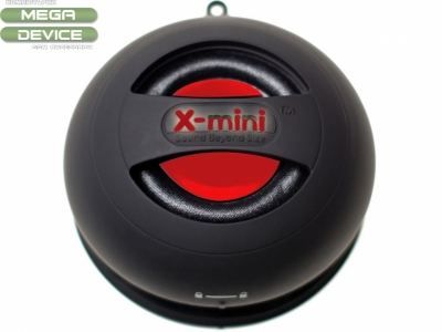 ПОРТАТИВНА КОЛОНКА КАПСУЛА X-Mini II Capsule Speaker - BLACK